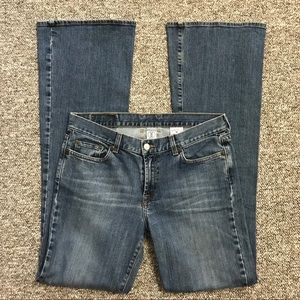 Lucky Brand Sweet n Low X Long Length Jeans